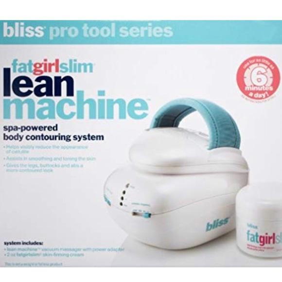 Bliss Other - NIB Bliss Fatgirlslim Lean Machine